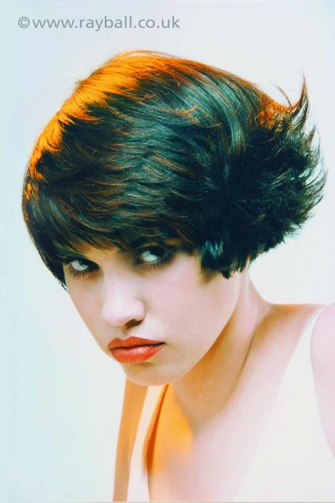 Surbiton hair fashion,Ashtead model,Epsom Photo Studio,Surrey.