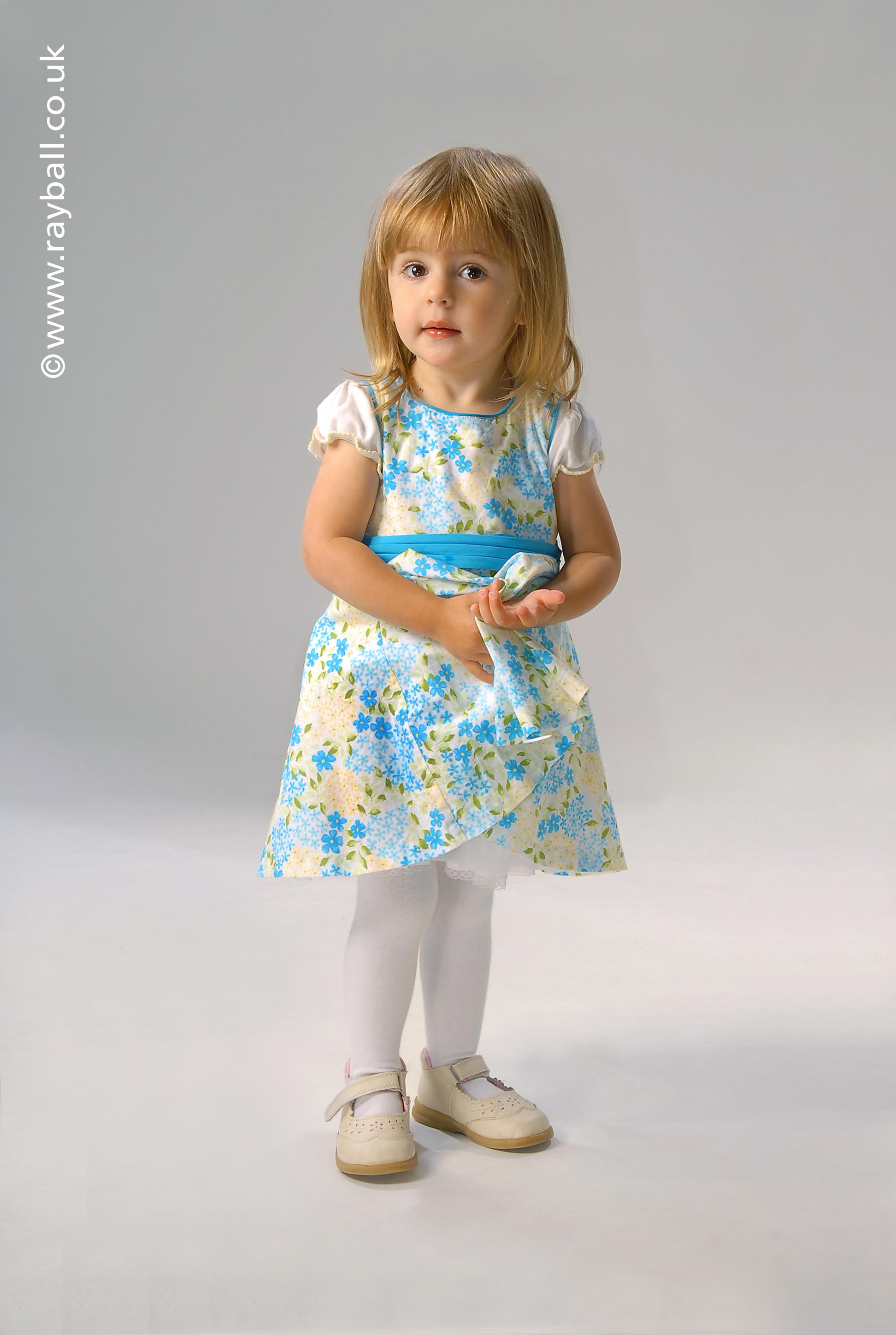 Beautiful little girl from Tadworth at Epsom Photography studio Surrey.
