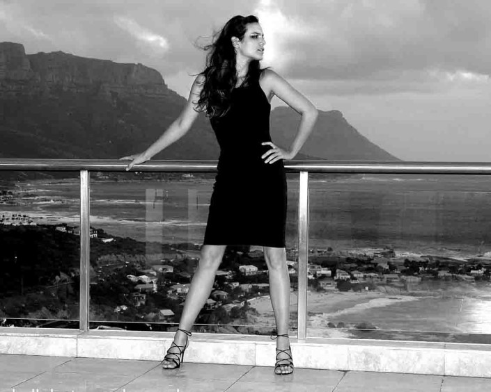 Stoke-D'Abernon-fashion-model-posing-for-photography-in-Cape-Town.