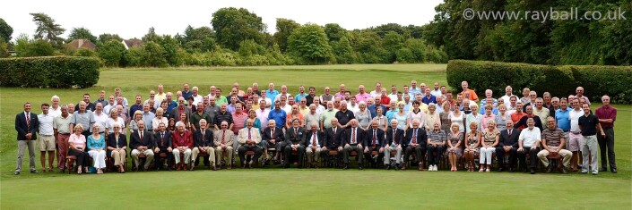 Members portrait at Epsom Golf Club near Banstead by Ray Ball Photography Surrey