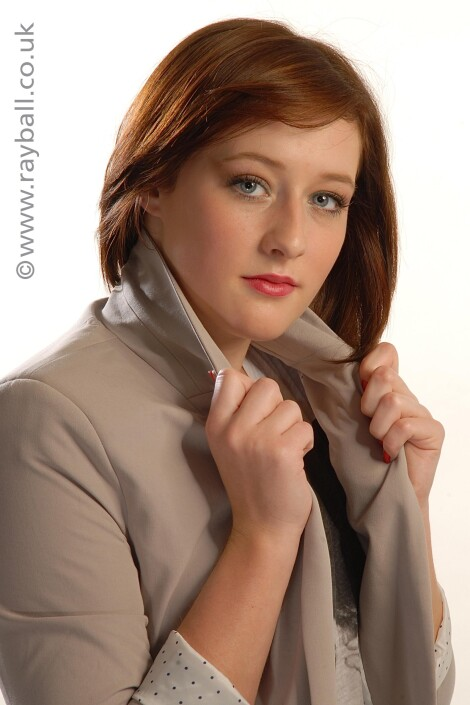 Cheam hairdresser at Epsom Photography Studio Surrey