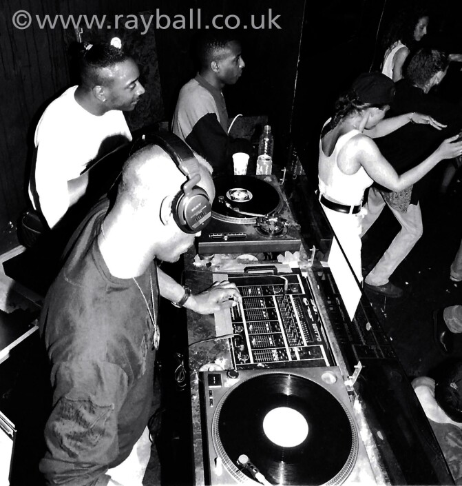 DJ at Ministry of Sound event London by Epsom Photography Surrey