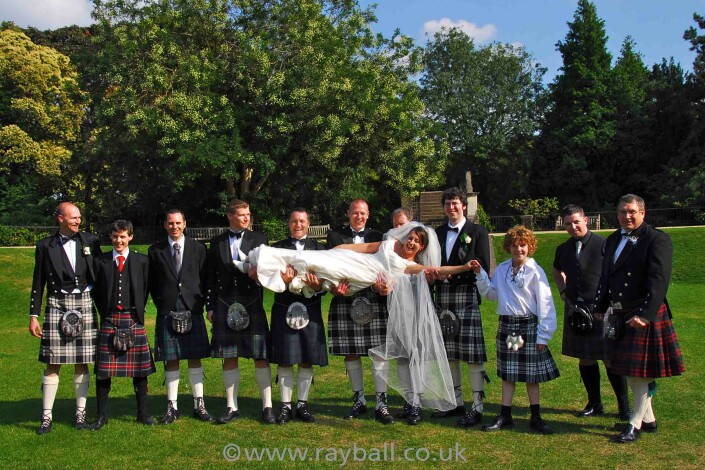 Scottish wedding in Banstead Surrey by Epsom Photography