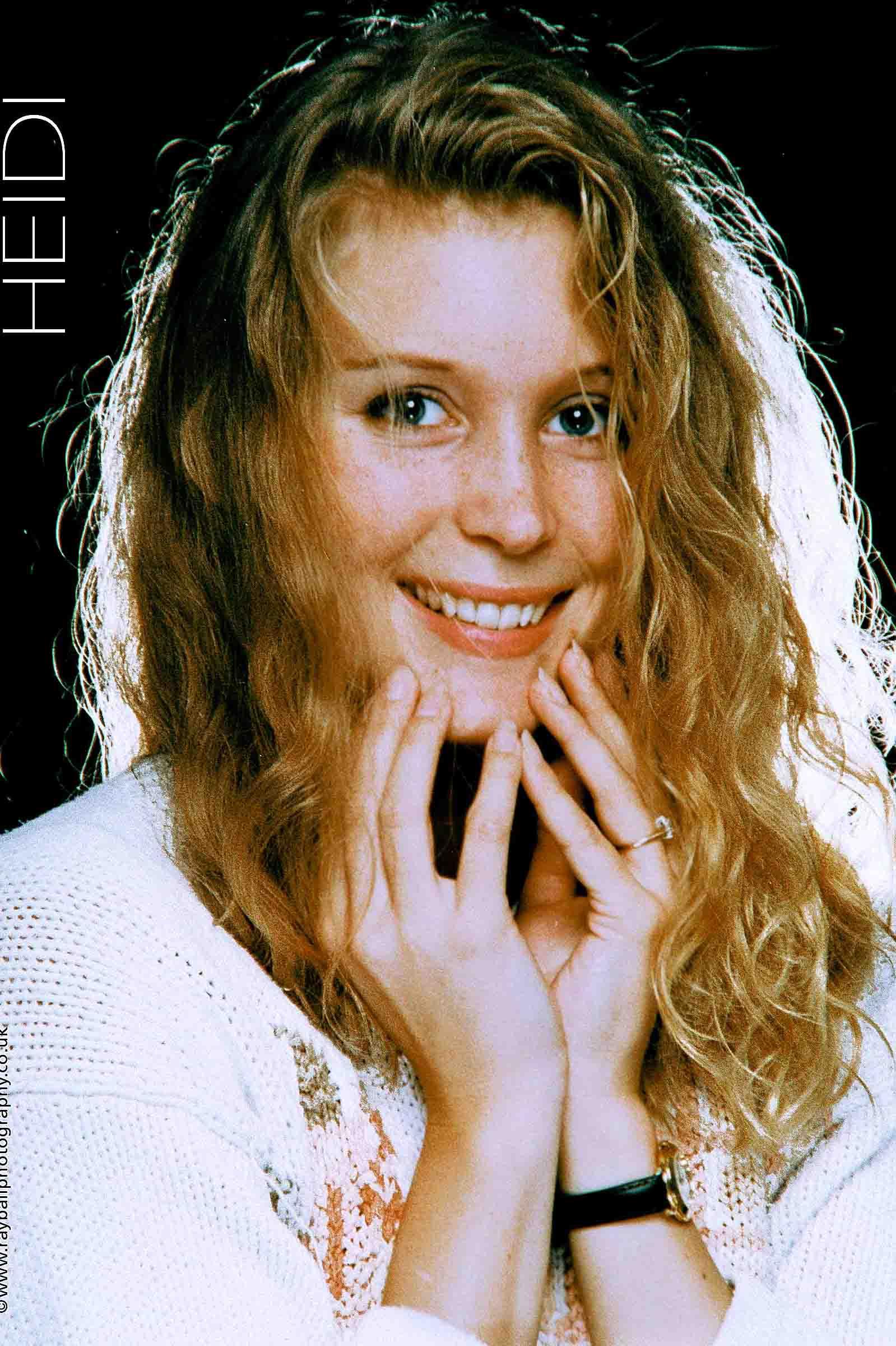 Leatherhead model Heidi.