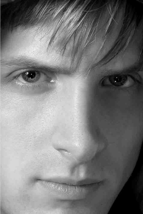 Portrait photograph of guy from Cheam, Sutton at Epsom Photography Studio Surrey