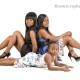 Three sisters from Ewell in Epsom Photography Studio Surrey.