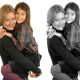 Portrait of mother and daughter at Epsom Photography Studio Surrey