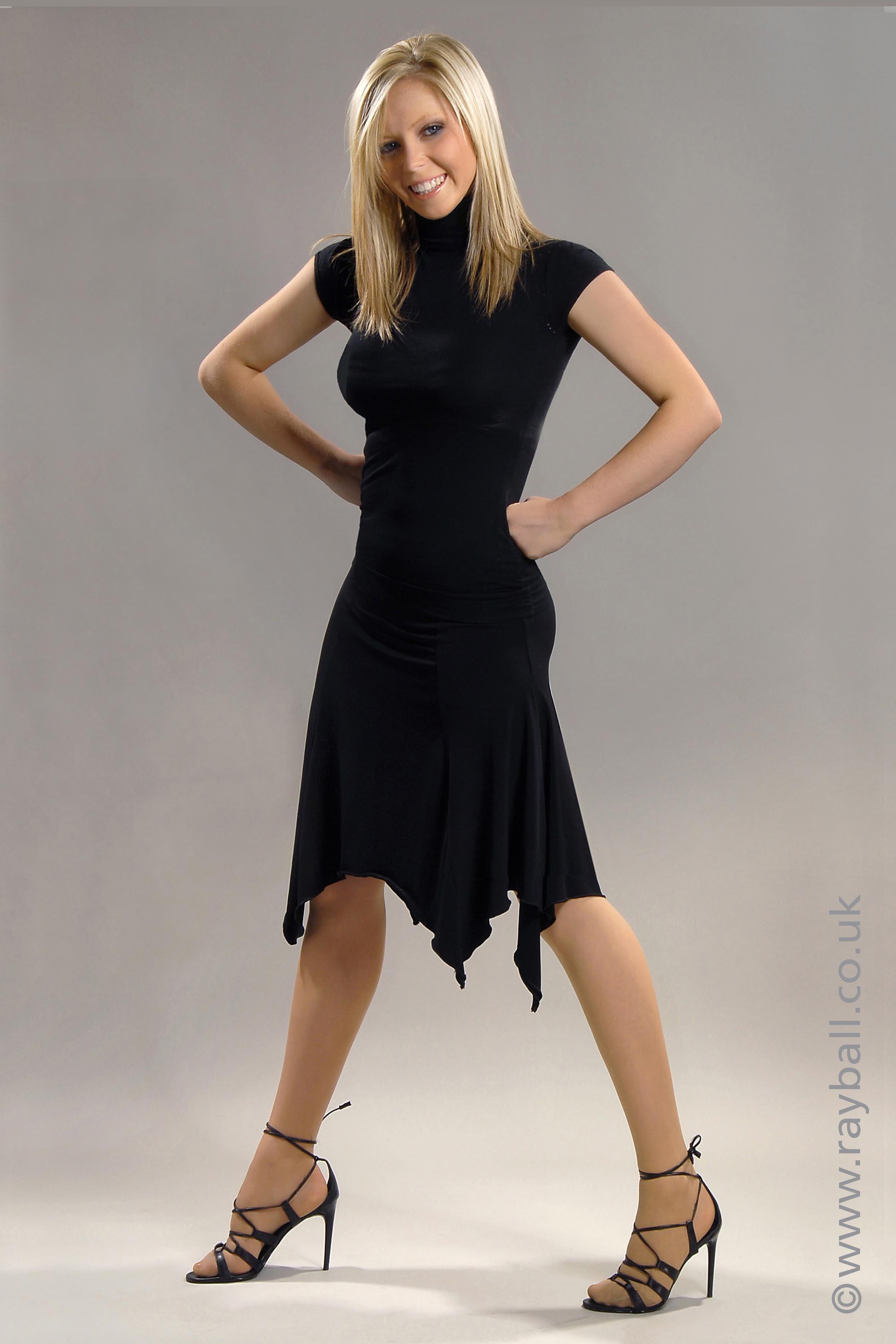 Stoneleigh model, banstead fashion at Epsom Photography Studio Epsom