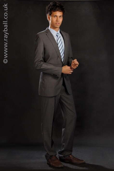 Stoneleigh model Banstead suit Epsom Photography Studio Surrey