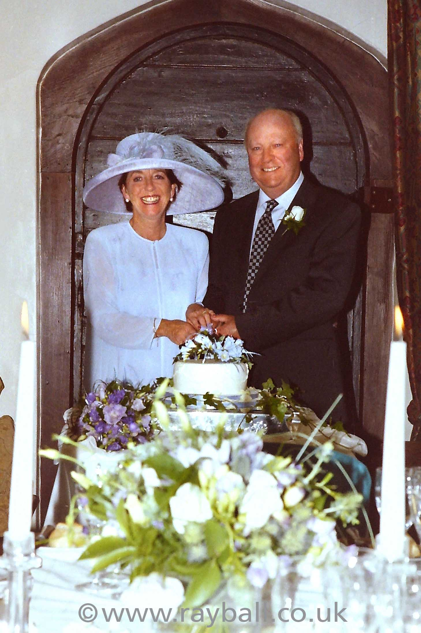 My beautiful picture at my Caterham brother's wedding in Amberly, Sussex