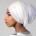 Cheam fashion model with turban at Epsom Photography Studio Surrey