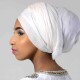 Cheam fashion model with turban at Epsom Photography Studio Surrey