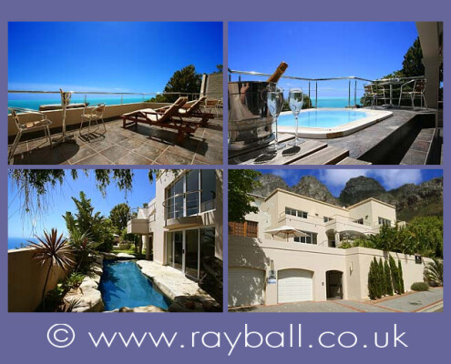 Holiday villas in South Africa