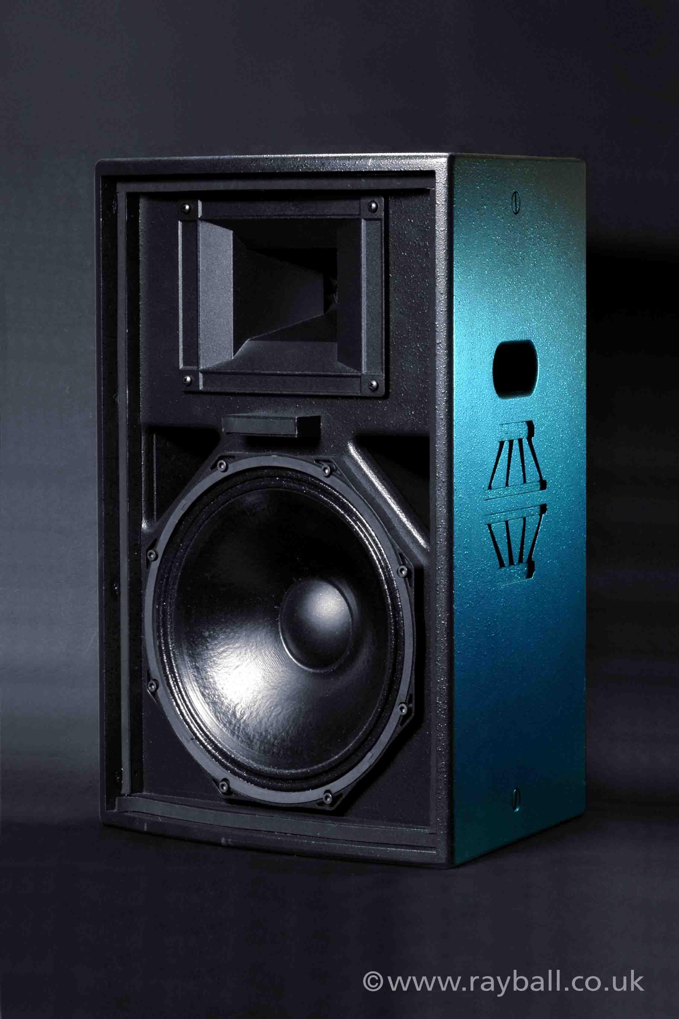 Speaker produced in Stoke D'Abernon