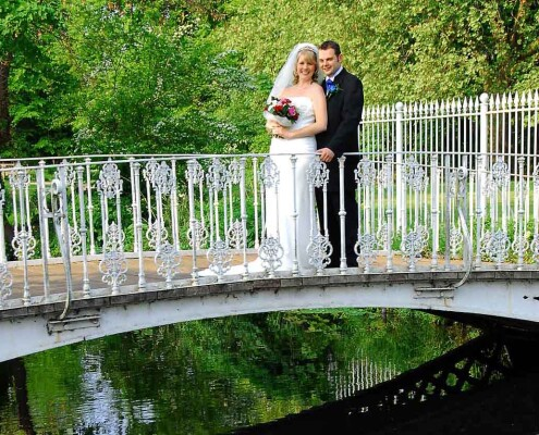 Married couple from Worcester Park.