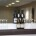 Wine and glasses at Goals Club House Tolworth, Kingston