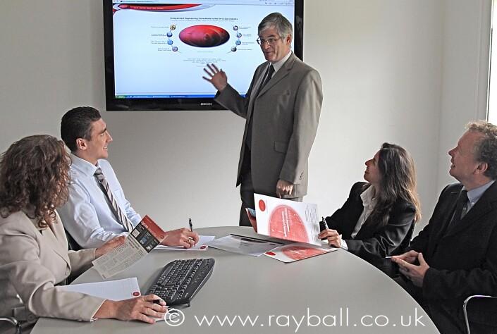 Business presentation/seminar in Esher,Surrey.