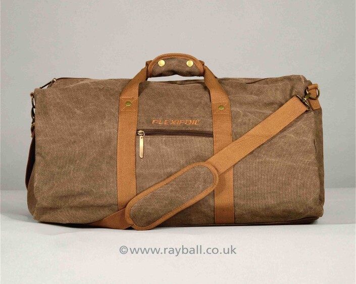 Product shot of grip bag from Sutton, SW London.