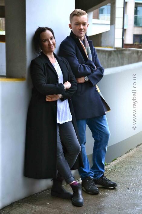 Street fashion Esher Surrey